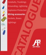 An Phuc - Wiring accessories Catalogue