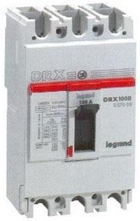 DRX 100B 4P TM 10KA 50A