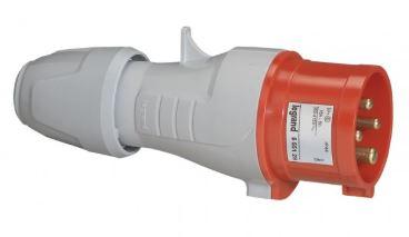 PLUG 16A 3P+E 415V IP44