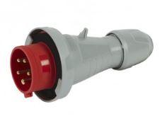 PLUG 16A 4P+E 415V IP67