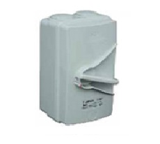 ISOLATOR SWITCH AC23 -4P 20A