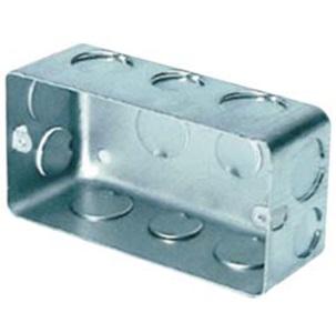 Handy flush- mounting boxes 132x72