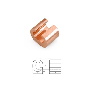 C Copper Connectors 25-25