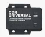 Lightning event counter CDR-UNIVERSAL