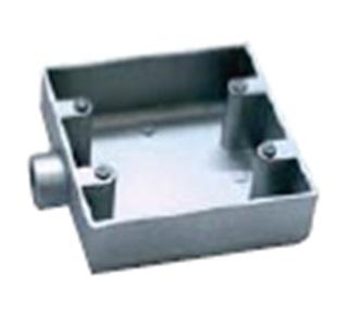 F.S Box 110x110, 1 way size 1/2