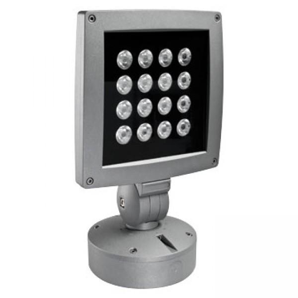 SATURNO 16X3W LED RGB 90/260V 50/60HZ GR