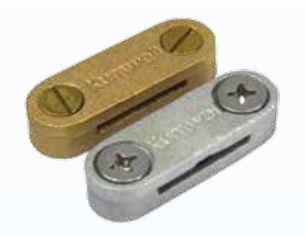 Tape Support Copper Alloys 25x3mm BS EN 1982.