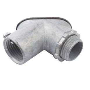 EMT Connector Elbow 3/4