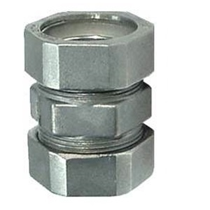 Compression EMT Coupling 1-1/2