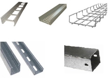 Cable tray, trunking, ladder